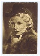 ISA POLA ( BOLOGNA ) ACTRESS - EDIT RIZZOLI 1941 ( 301 ) - Künstler