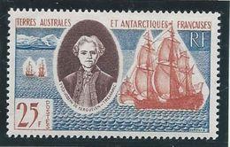 TAAF 1959 - YT N°18 - 25f. - Chevalier Yves Joseph De Kerguelen Trémarec - NEUF* TTB Etat - Nuevos