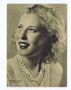 MARIELLA LOTTI ( BUSTO ARSIZIO ) ACTRESS - EDIT RIZZOLI 1941 ( 305 ) - Artisti
