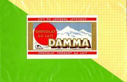 Etiquette De Chocolat Lait Fondant - Labels