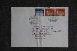 Lettre De SUISSE (GENEVE ) Vers FRANCE - Suisse