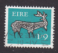 Ireland, Scott #262, Used, Images From Ancient Manuscripts, Issued 1968 - 1949-... Republiek Ierland