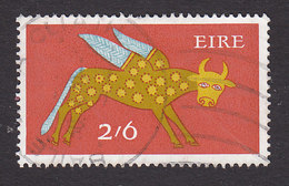 Ireland, Scott #263, Used, Images From Ancient Manuscripts, Issued 1968 - 1949-... Republiek Ierland
