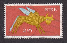 Ireland, Scott #263, Used, Images From Ancient Manuscripts, Issued 1968 - 1949-... République D'Irlande