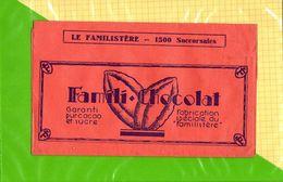 Etiquette De Chocolat  : Chocolat  FAMILI.CHOCOLAT - Labels