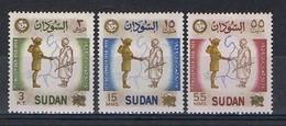 Soedan Y/T 122 / 124 (*) - Soudan (1954-...)