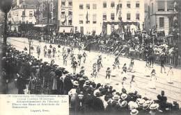 75e Anniversaire De L'Indépendance Belge.  Grand Cortège Historique.  N° 21.  Affranchissement De L'Escaut - Fêtes, événements