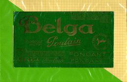 Etiquette Emballage Chocolat : Chocolat BELGA Poulin  Blois Loire Et Cher - Labels