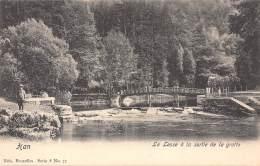 HAN - La Lesse à La Sortie De La Grotte - Rochefort
