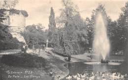 LOUVAIN - Le Parc - Les Etangs. - Leuven