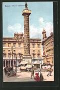 Artista-Cartolina Roma, Piazza Colonna - Roma (Rome)