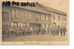 88 MOUSSEY REGTS KAPELLE EPICERIE COLLE EDOUARD BOULANGERIE - Moussey