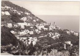 A076  PRAIANO PANORAMA SALERNO 1970 CIRCA - Salerno