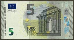 Greece - 5 Euro - Y002 A1 - YA1805590871 - Draghi - UNC - EURO