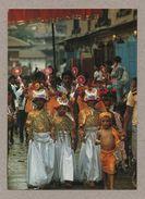 Ethnic NEPAL GAIJATRA FESTIVAL KATHMANDU Postcard - Nepal
