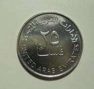 United Arab Emirates 25 Fils 1998 - Emirats Arabes Unis