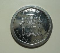 Jamaica 5 Dollars 1996 - Jamaica