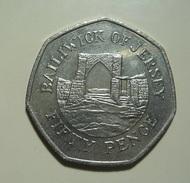 Jersey 50 Pence 1997 - Jersey