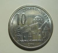 Serbia 10 Dinara 2006 - Servië