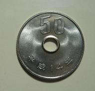 Japan 50 Yen 2002 - Japan