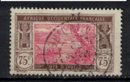 COTE D' IVOIRE          N°  YVERT     54       ( 11 )            OBLITERE       ( SD ) - Used Stamps