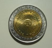 Argentina 1 Peso 1995 C - Argentina
