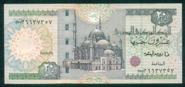 EGYPT / 20 POUNDS / DATE : 16-10-2011 / P- 65 D-k (2) / SIG : OKDA / PREFIX 250 / A UNC. - Egipto