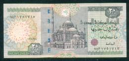 EGYPT / 20 POUNDS / DATE : 10-3-2011 / P- 65 D-k (2) / SIG : OKDA / PREFIX 242 / USED - Egypte