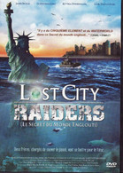 DVD LOST CITY RAIDERS  ( Etat: TTB Port 110GR ) - Sci-Fi, Fantasy