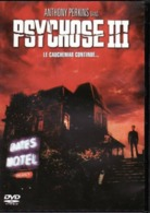 DVD Psychose 3  ( Etat: TTB Port 110gr Ou 30 Gr) - Horreur