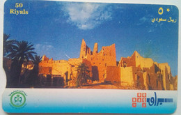 Fort, With Notch - Saudi Arabia