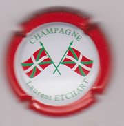 Capsule Champagne ETCHART Laurent ( 30 ; Contour Rouge ) 4€ {S03-18} - Unclassified