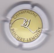 Capsule Champagne BOCHET_LEMOINE ( Nr ; Contour Blanc ) {S03-18} - Unclassified