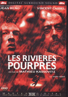 DVD LES RIVIERE POURPRES  Etat: TTB Port 110 Gr Ou 30gr - Crime