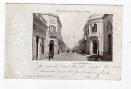 Recuerdo De Buenos Aires - Calle Humberto I - Argentine - Argentine