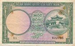 H16 - Billet · VIETNAM - NGAN-HANG QUOC-GIA - 1 DONG - Viêt-Nam