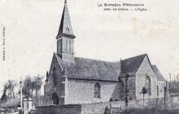 22 - Cotes D Armor - LA CHEZE - L Eglise - La Chèze