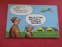 Military Comic   US ARMY Flying A  Plane  === Ref 2804 - Comics