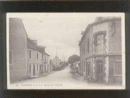 35 Paimpont Route De Ploërmel  édit. Artaud N° 32 , Boulangerie - Paimpont