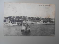 MALTE MALTA FORT ST JULIAN'S BAY - Malta
