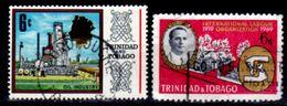 Trinidad And Tobago,,1969, #147,160, Designs And Labor, Used, NH - Trinidad & Tobago (1962-...)