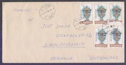 ROMANIA Postal History Cover, Used 1998 - Briefe U. Dokumente