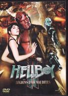 DVD HELLBOY 2 Etat: TTB Port 110 Gr Ou 30gr - Fantasy