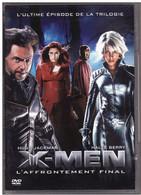 DVD X MEN L Affrontement Final Etat: TTB Port 110 Gr Ou 30gr - Fantasy