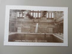 ECOSSE FIFE DUNFERMLINE SWIMMING POND CARNEGIE BATHS - Fife