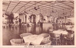 ALTE AK  SINGAPUR / Asien  - Raffles Hotel - 1920 Ca. - Singapore
