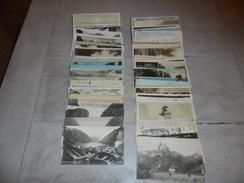 Grand Lot De 100 Cartes Postale Du Monde ( Drouille )      Groot Lot Van 100 Postkaarten Van De Wereld ( Brol ) - Cartes Postales