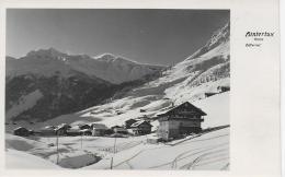 AK 0825  Hintertux Im Zillertal - Verlag Seeböck Ca. Um 1950 - Zillertal