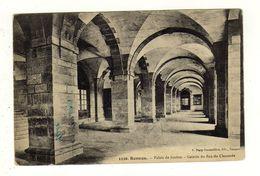 Cpa N° 1116 RENNES Palais De Justice Galerie Du Rez De Chaussée - Rennes