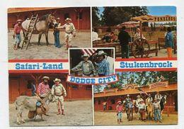 GERMANY - AK 312799 Stuckenbrock - Safari-land - Dodge City - Altri